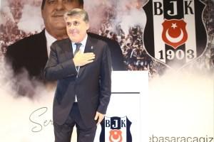 Beşiktaş Başkan adayı Serdal Adalı, listesini tanıttı
