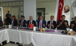 Burhaniye'de Muhtarlar Günü kutlandı