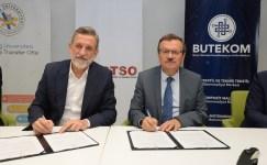 BUTEKOM ve BUÜ TTO'dan Ar-Ge ve inovasyon için işbirliği