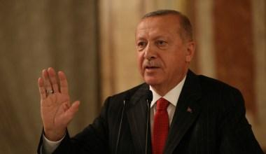 """Cumhurbaşkanı Erdoğan: """"PYD, YPG'ye karşı attığımız bu adamı asla durdurmayacağız"""""""