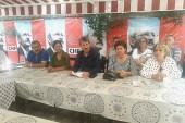 Edremit CHP'den uyuşturucu tepkisi