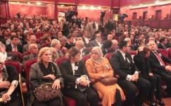 Hayatını kaybeden iki eski bakan Orhan Birgit ve Ali Topuz için Kadıköy'de tören düzenlendi