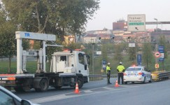 İstanbul'da bazı yollar '29 Ekim Cumhuriyet Bayramı' için kapatıldı