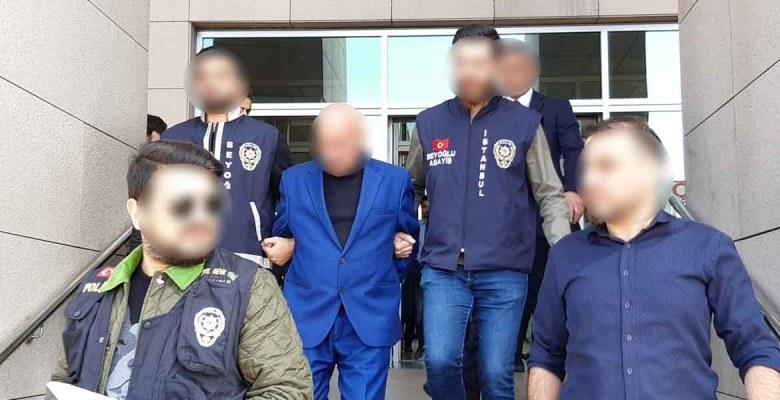 Kızına işkence eden adam tutuklandı