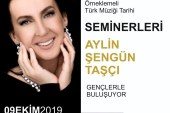 Öğretmenlere Türk Müziği semineri ve konseri