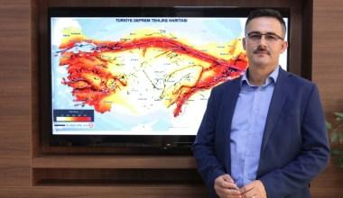 """Prof. Dr. Çağlar: """"Depremden sonra konuşamayabiliriz"""""""