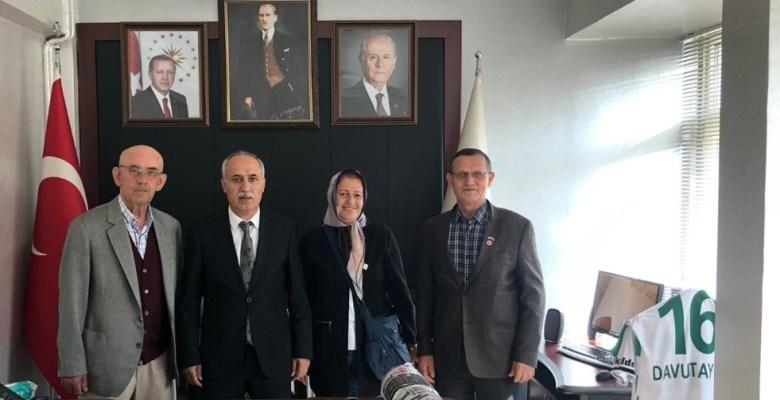 Şehit ve gazi yakınlarından Başkan Aydın'a teşekkür
