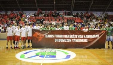 Türkiye Basketbol 1. Ligi: Balıkesir Büyükşehir Belediyespor: 68 – Bandırma Kırmızı: 67
