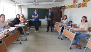 Burhaniye'de çinicilik kursuna büyük ilgi