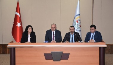Erenler Belediyesi Kasım ayı meclisi toplandı