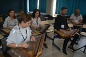 İTÜ akademisyenlerinden MEB bünyesindeki müzik öğretmenlerine müzik dersi