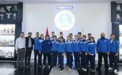 Kağıtsporlu 20 kareteci Türkiye şampiyonasında ter dökecek