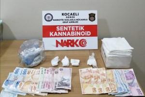 Kocaeli'de uyuşturucu satıcılarına bir darbe daha: 11 gözaltı