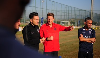 PSG Academy Bursa'nın gururu oldu