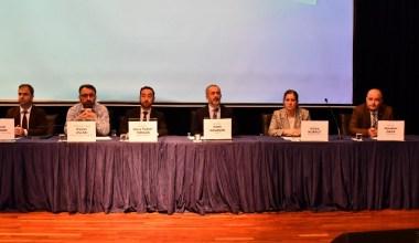 SAÜ'de uluslararası öğrencilere yönelik toplantı