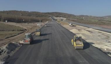 (Özel) Kuzey Marmara Otoyolunda çalışmaların yüzde 85'i tamamlandı