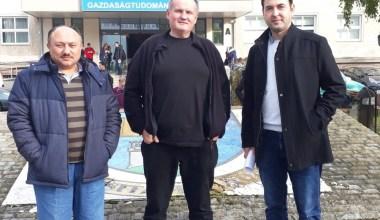 SUBÜ'den Macaristan Pannonia Üniversitesi'nde inceleme