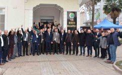 Babaoğlu, 'Milliyetçi Hareket Partisinin belediyesine hoş geldiniz'