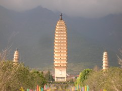 Three Pagodas/Çin