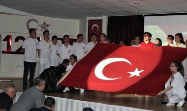 Mehmet Akif, Marmaris'te düzenlenen törenle anıldı