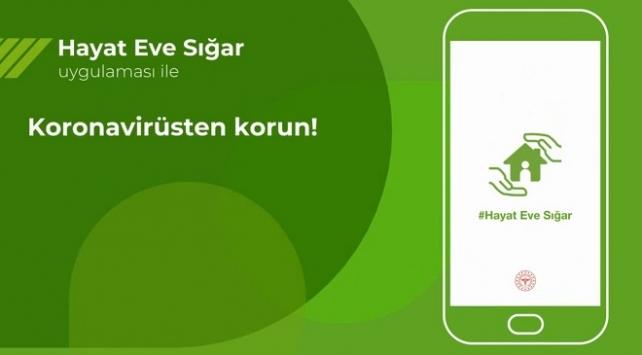 hayat eve sığar mobil uygulama