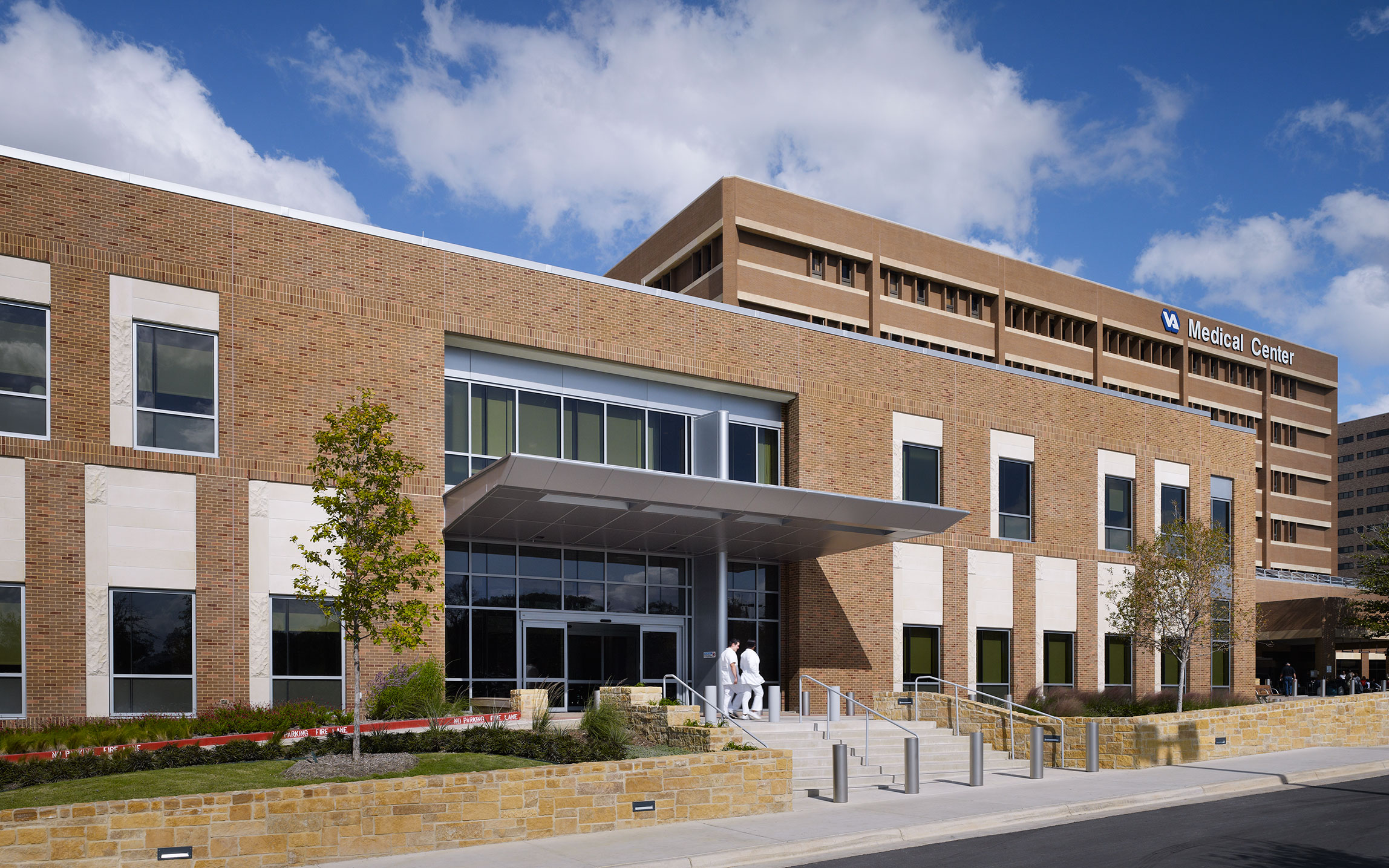 Veterans Administration Polytrauma Rehabilitation Center