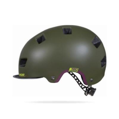 casco limar 720 verde graduable