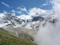 Glacier de Moming