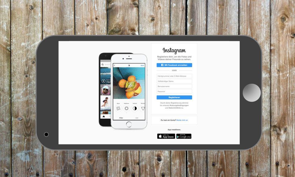 dodawanie zdjęć instagram