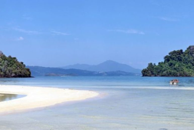 plaża atrakcja Langkawi