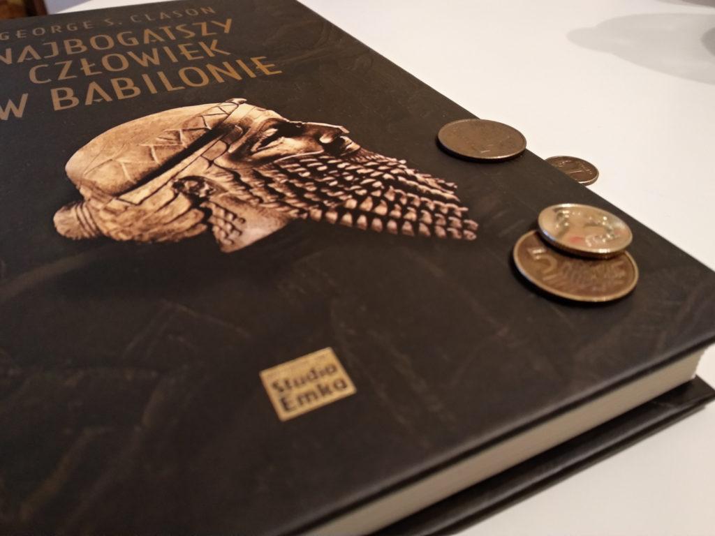 najbogatszy czlowiek w babilionie okładka