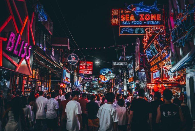 Rynek Tajlandia ceny na targu