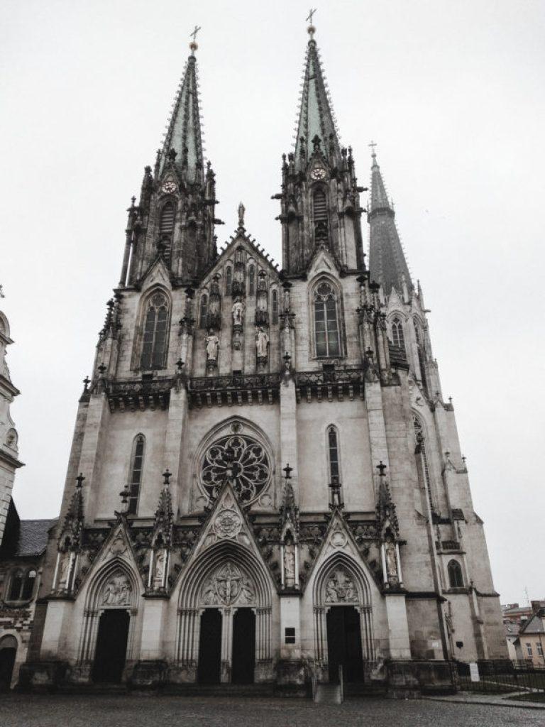 katedra świetego Wacława