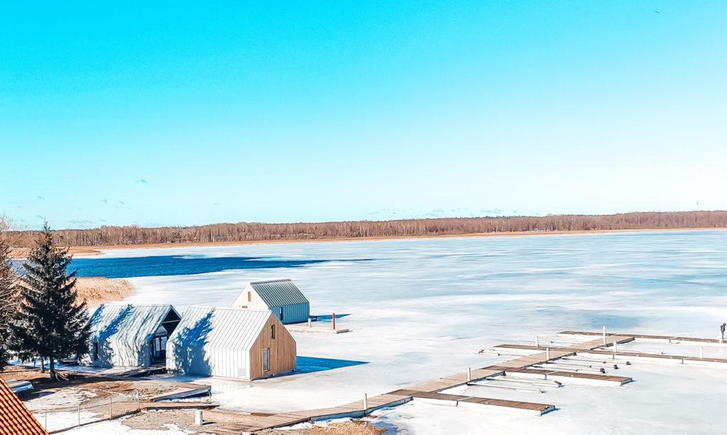 jezioro roś w piszu