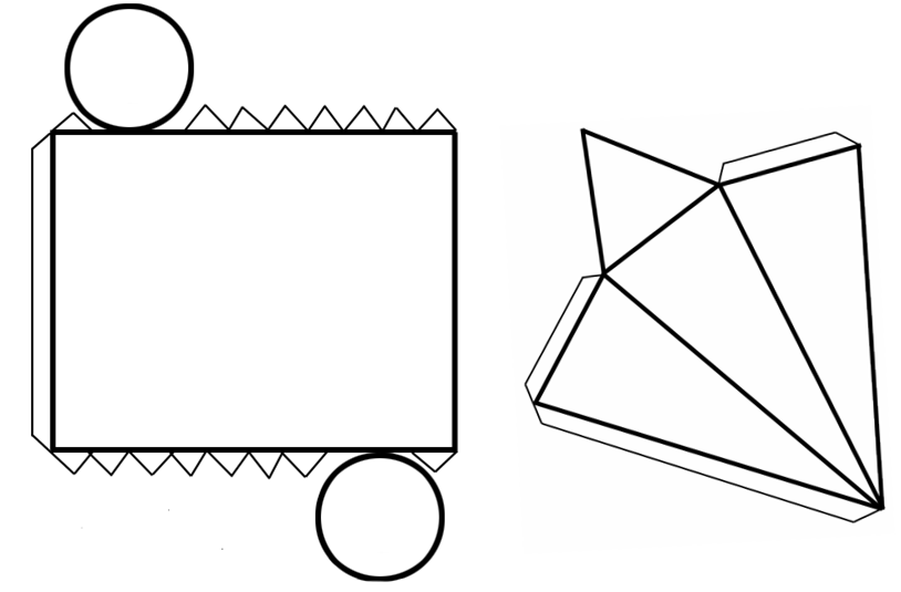 cuerpos geometricos colouring pages