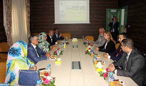 Une délégation italienne découvre à Laâyoune »une réalité qui contraste avec les mensonges du Polisario»