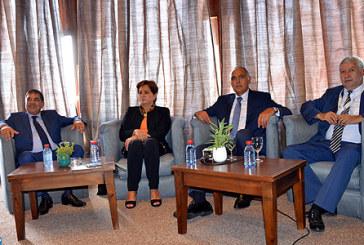 Agadir: Plaidoyer en faveur de la mobilisation des flux de financements pour l'action climatique