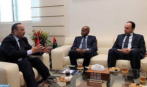Le Maroc disposé à faire bénéficier la Libye de son expérience en matière de formation professionnelle