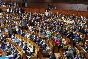 La Chambre des représentants approuve à l'unanimité un projet de loi relatif à la fiscalité des régions, préfectures, provinces et communes