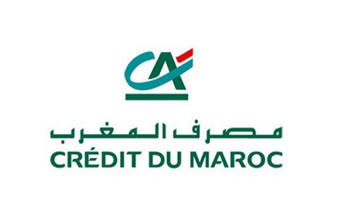 Crédit du Maroc: Hausse de plus de 18% du résultat net part du groupe en 2017