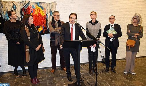 Coup d'envoi à Bruxelles du festival Moussem Cities, un mois d'activités culturelles et artistiques aux couleurs de Casablanca