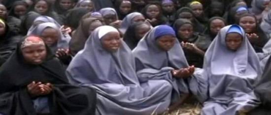 Libération de 104 lycéennes nigérianes enlevées par Boko Haram