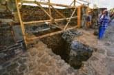 Après le séisme de Mexico, un temple découvert dans une pyramide