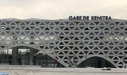 La nouvelle gare de Kénitra, un espace pour satisfaire les attentes des voyageurs