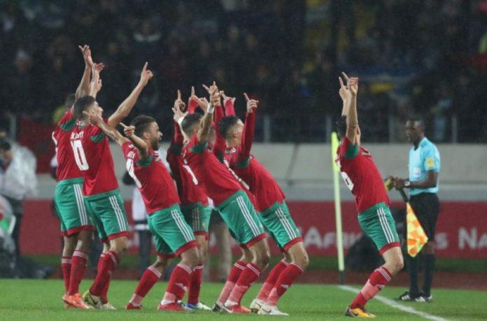 sélection marocaine