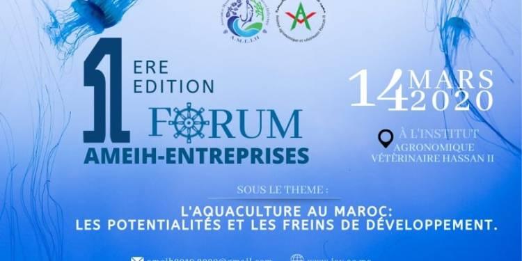 Association Marocaine des Elèves Ingénieurs en Halieutique