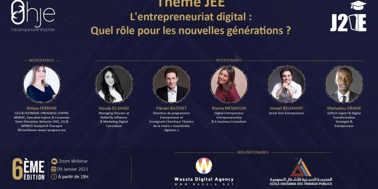 L'entrepreneuriat digital : Quel rôle pour les nouvelles générations ?