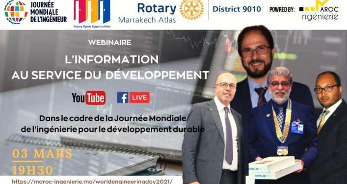 l'information au service du développement