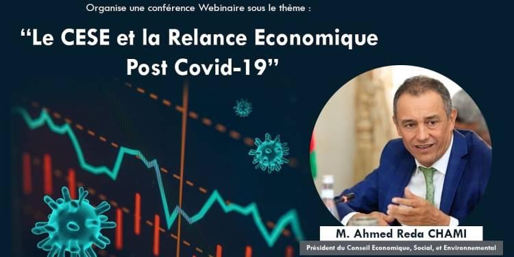 Le CESE et la Relance Economique Post Covid-19