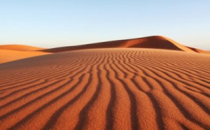 L'assèchement du Sahara